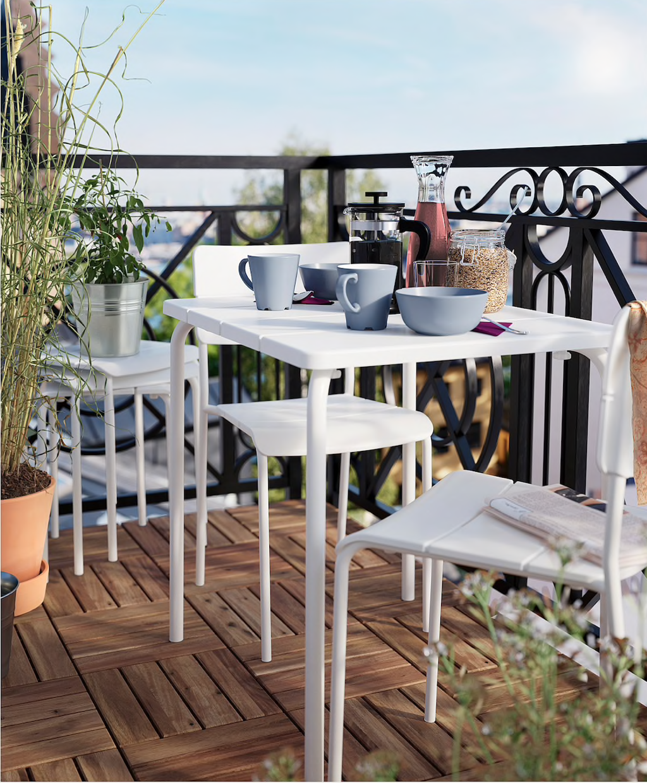 Balkon Ideen Ikea