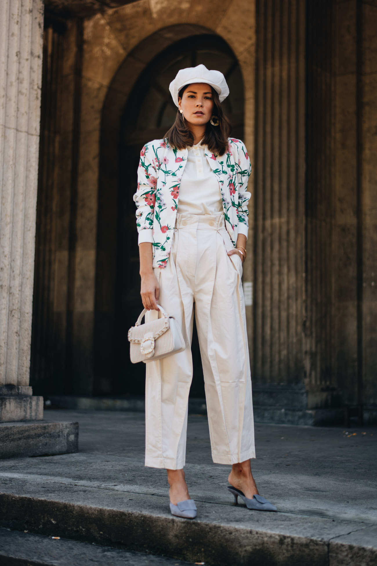 Beige Wolljacke kombinieren (3 Outfits für Damen