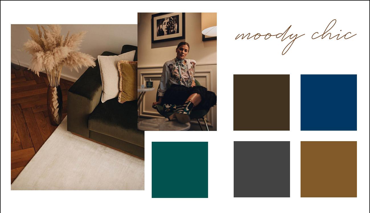 Interior Farben