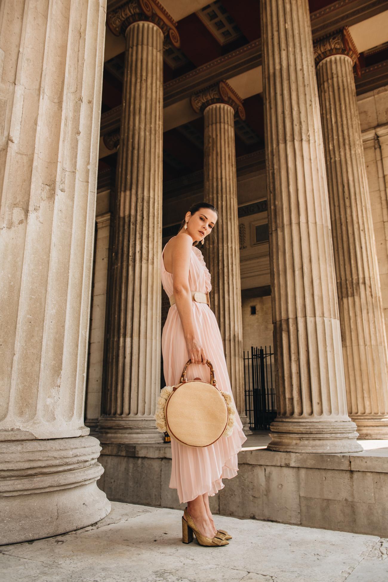 Sommeroutfit Inspiration mit Kleid