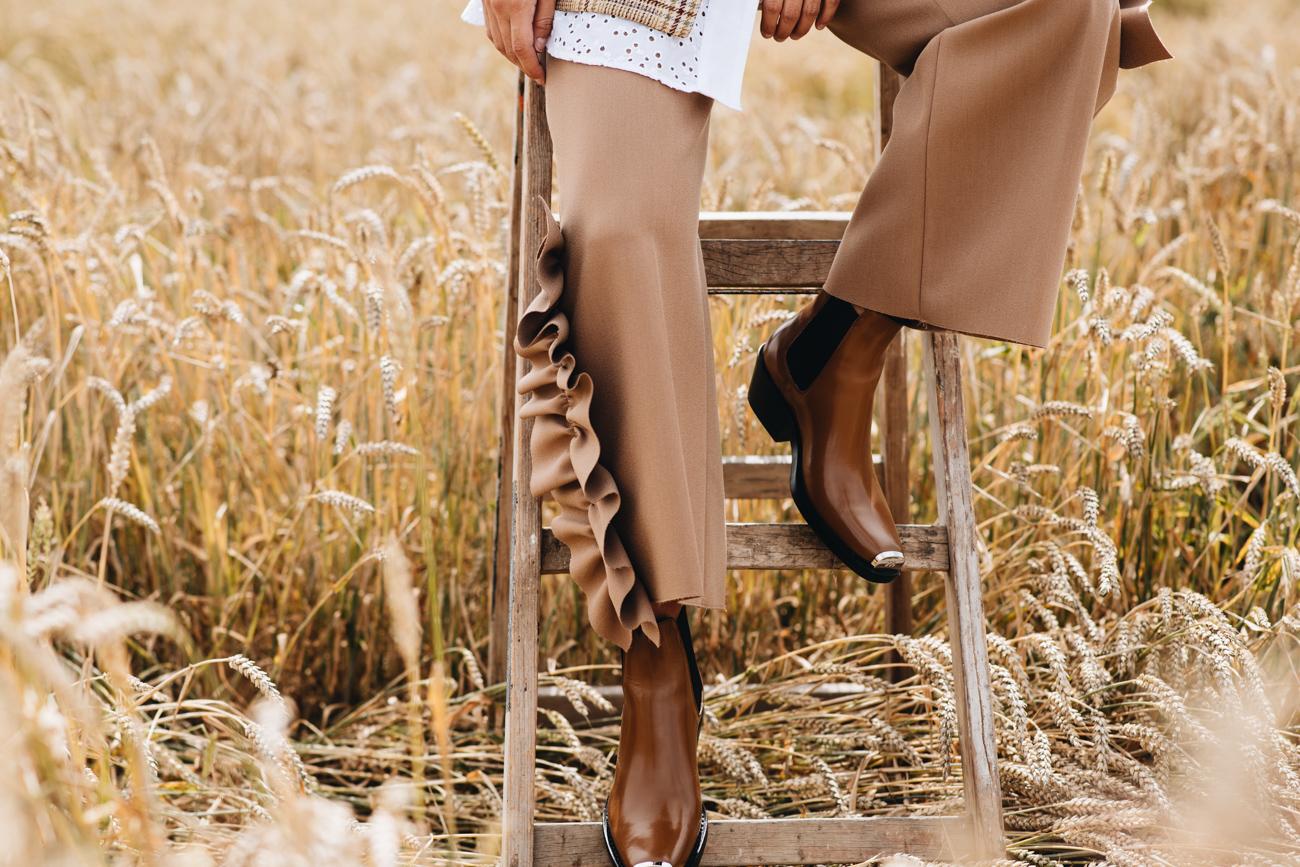 Schuhtrends 2019 Cowboy Boots