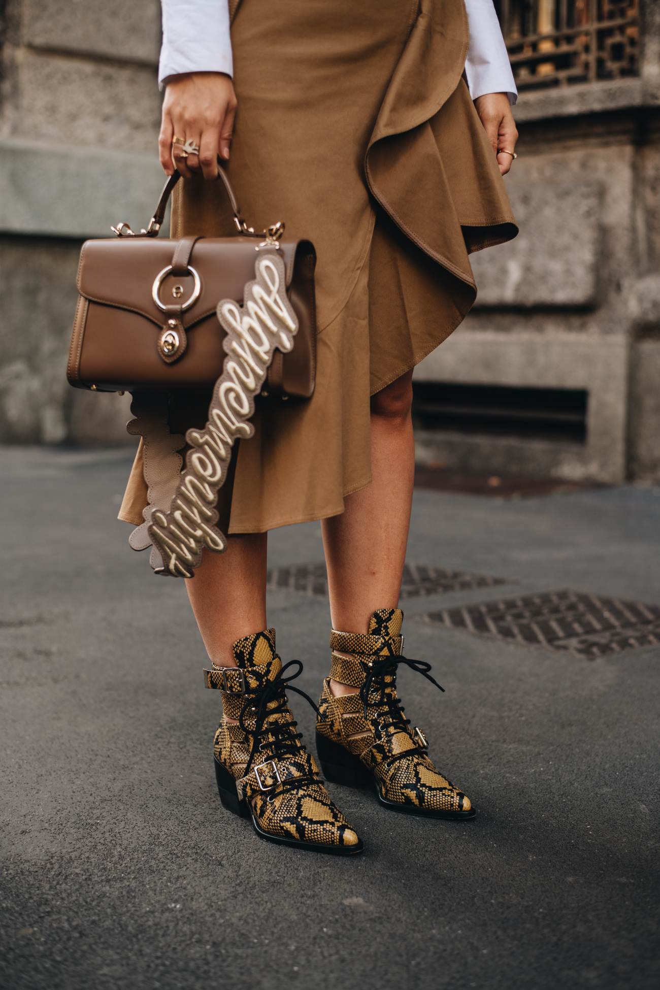 Chloé Rylee Boots