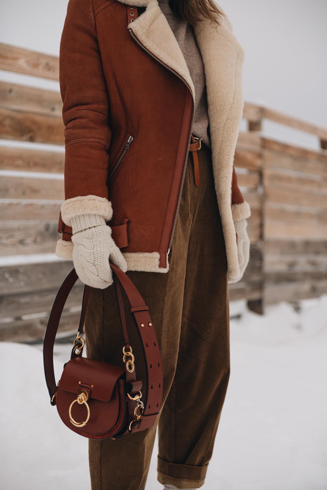 Warme und modische Winter Outfits