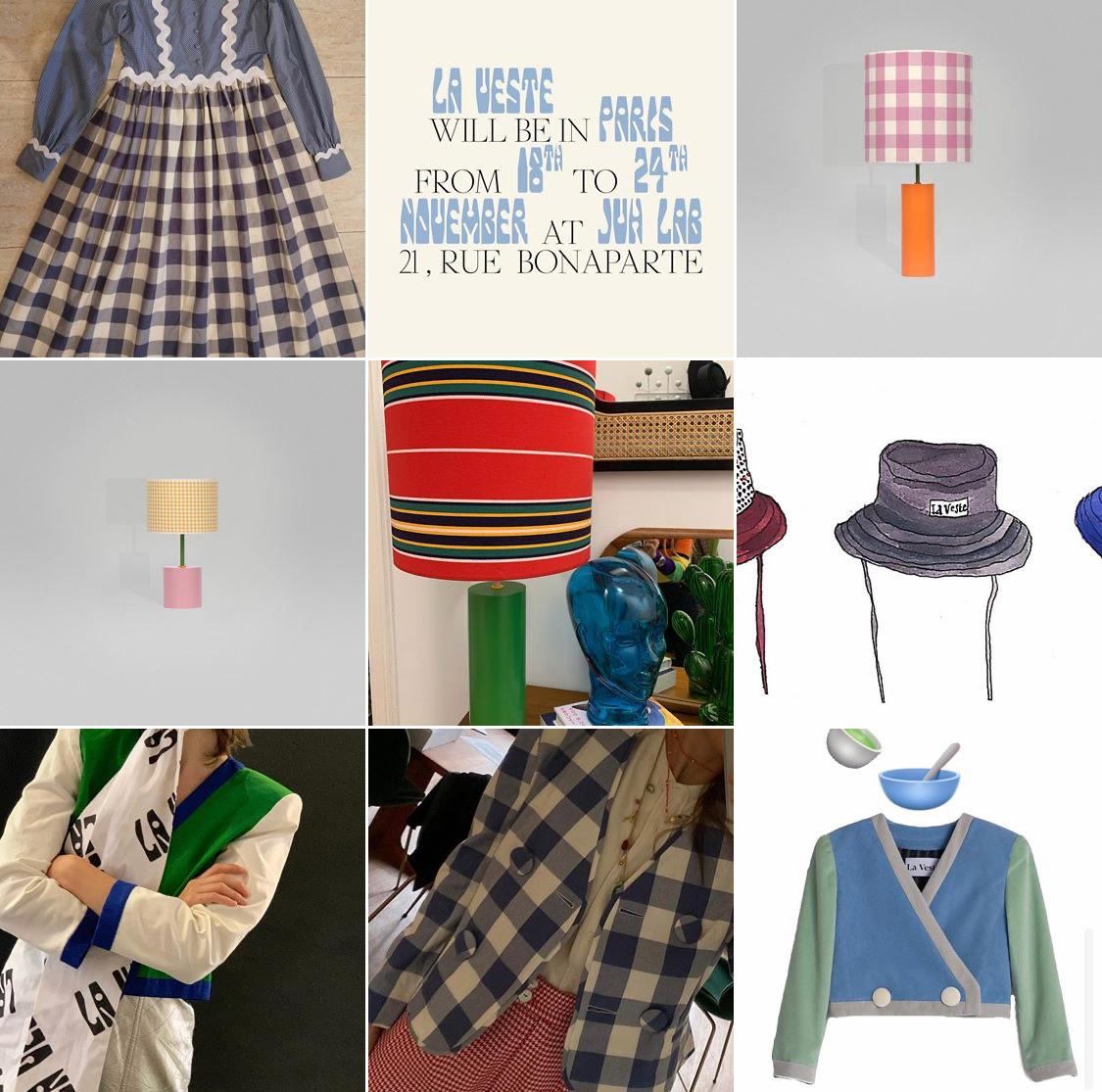 Influencer Brand La Veste