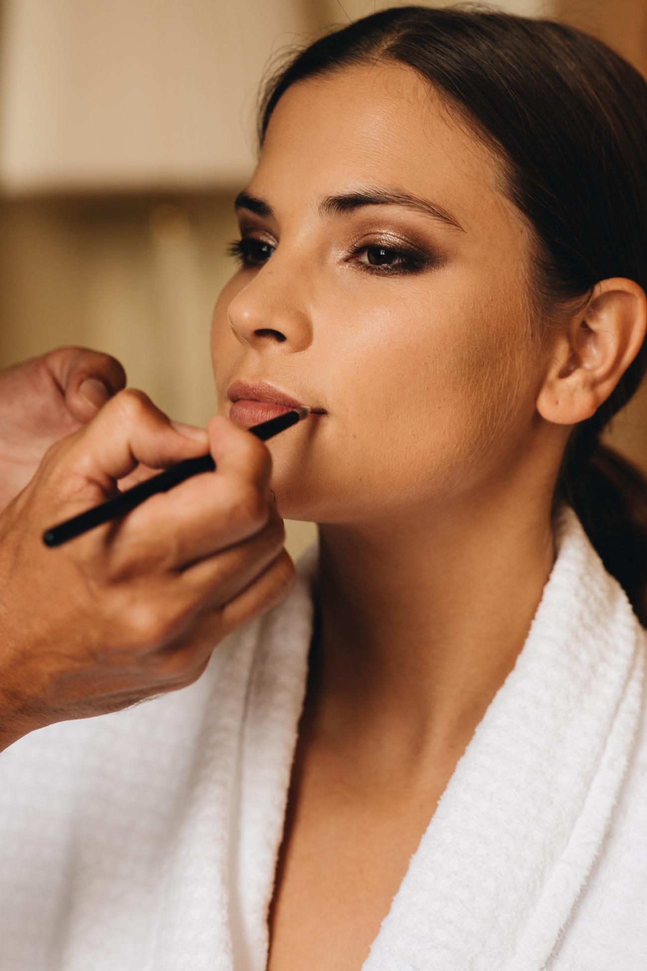 Silvester Make-Up