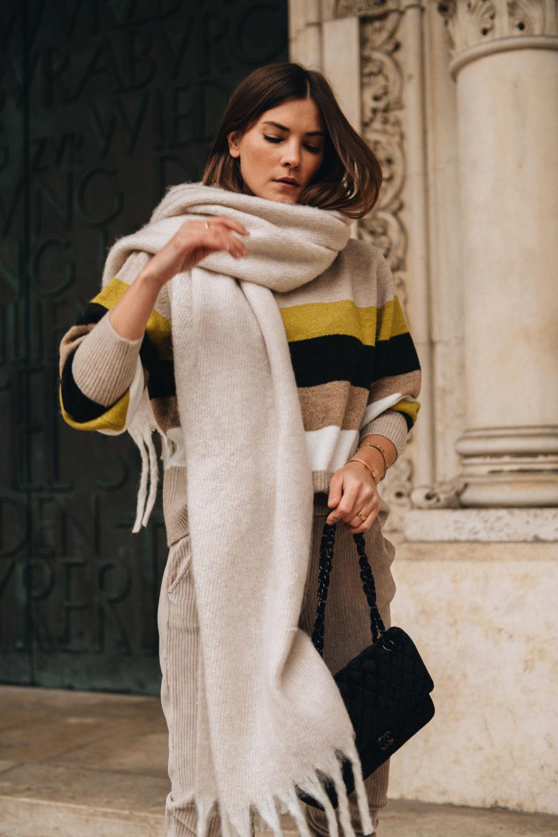 5 warme und stylische Winter Outfits, die du sicher im Schrank hast!