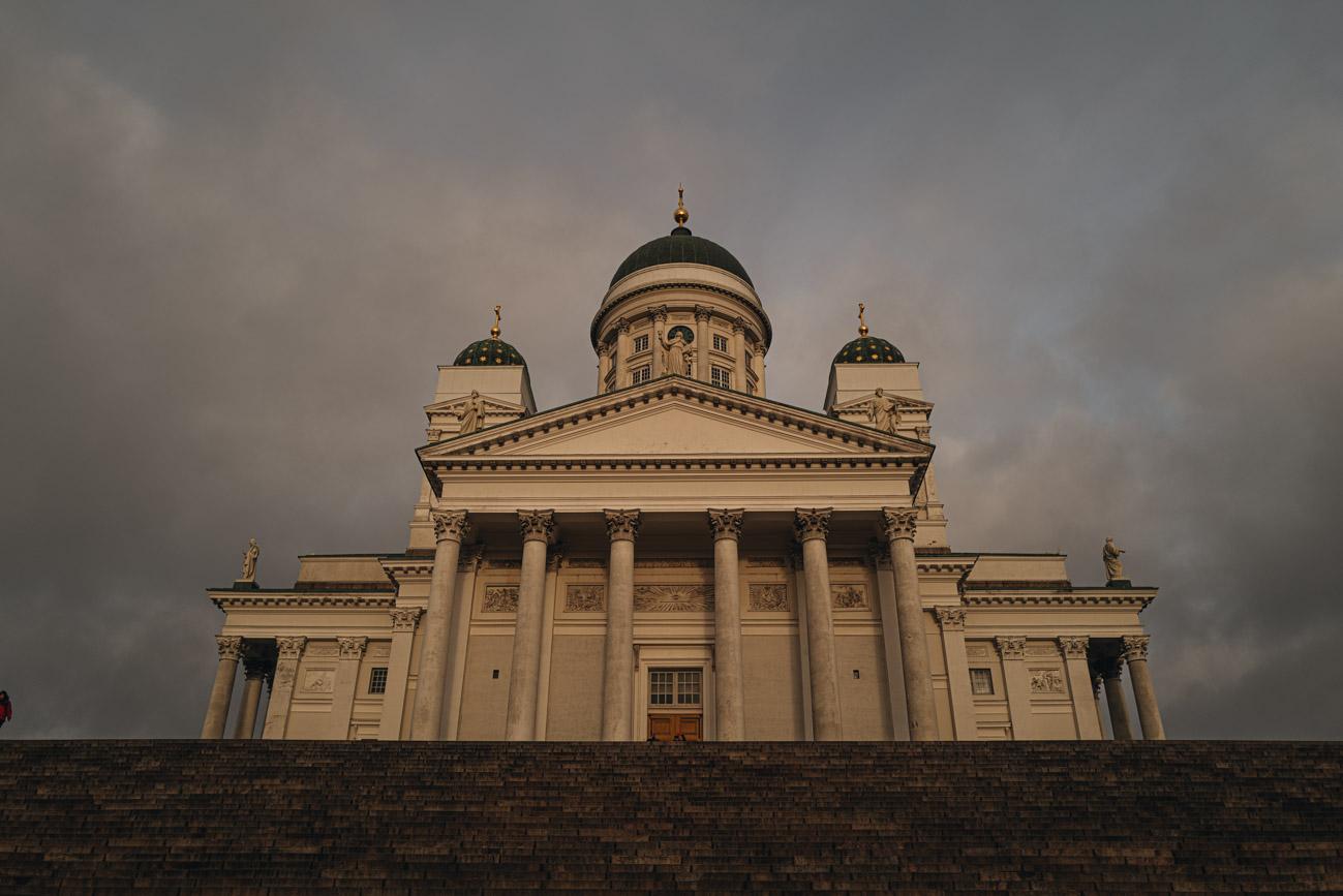 Helsinki Gebäude