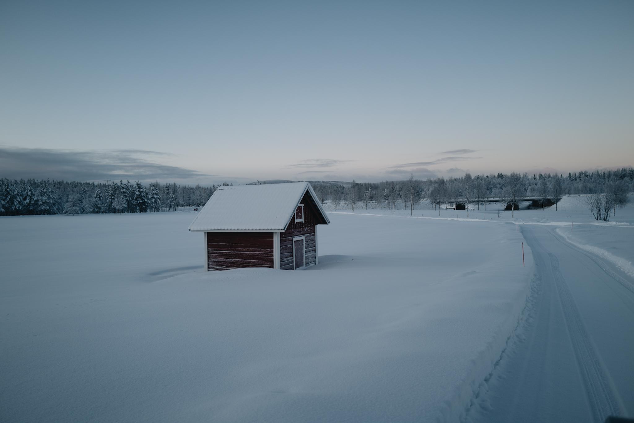 reise Tipps Lappland Winter