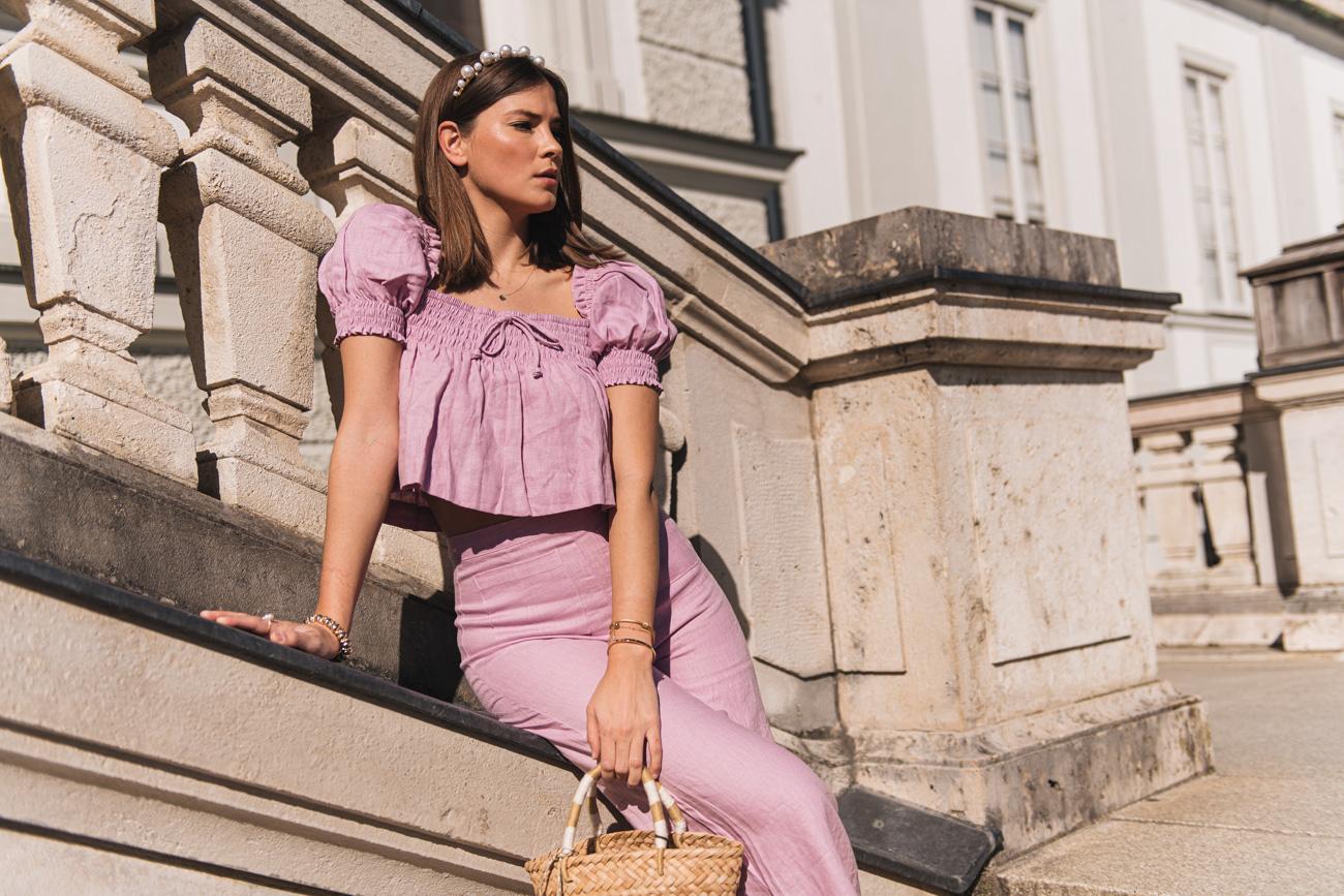 Mode Trendfarben Frühling und Sommer 2020