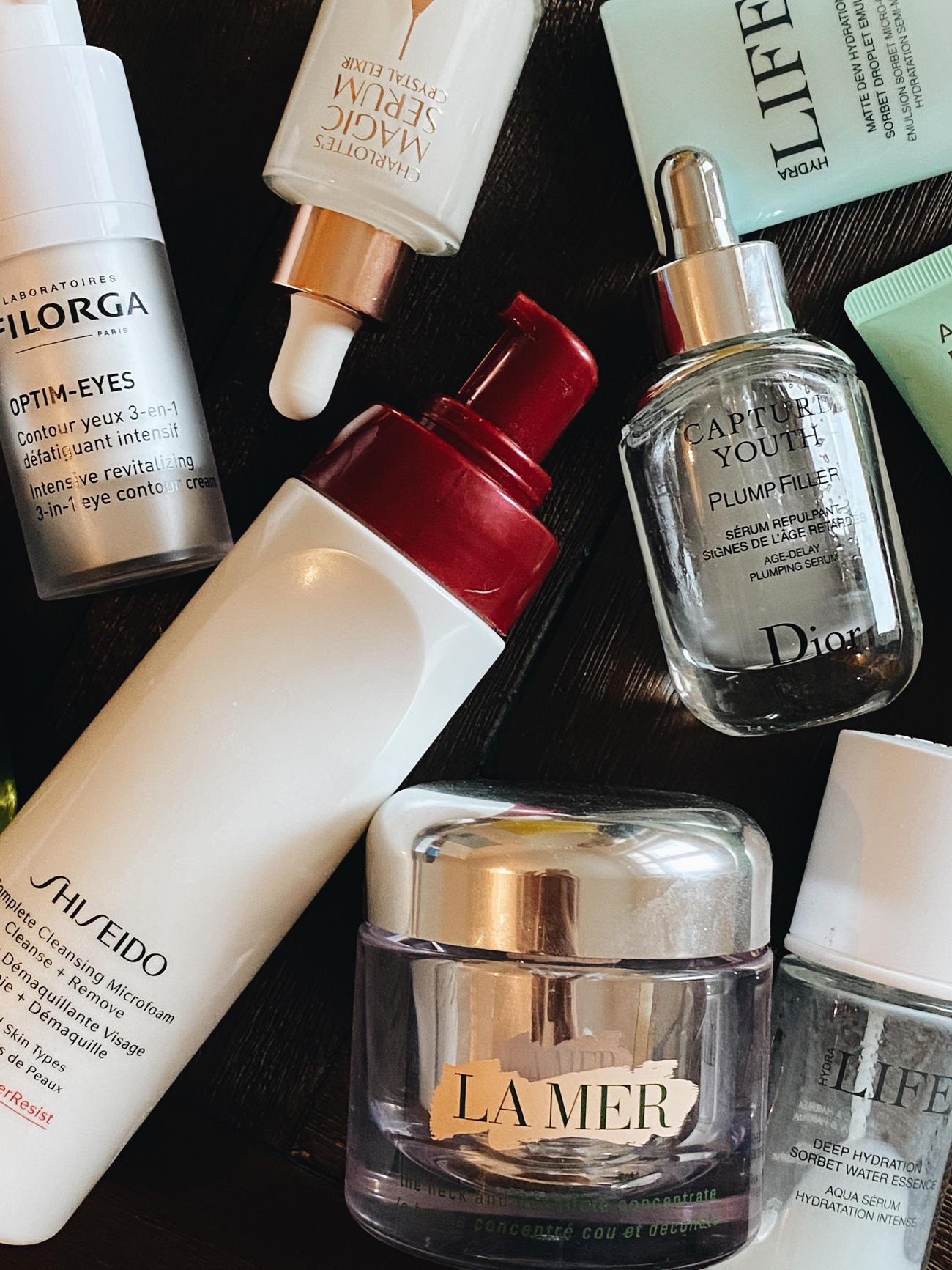 Hautpflege Gesicht Produkte
