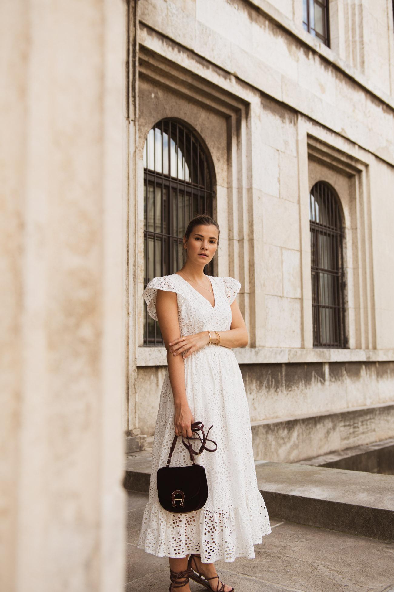 weiße kleider: der schönste sommertrend 2020 | fashiioncarpet